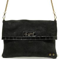 Taschen Damen Geldtasche / Handtasche Atelier Enai DANNA NOIR