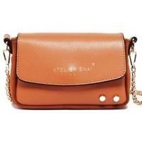 Taschen Damen Geldtasche / Handtasche Atelier Enai ALYA CAMEL
