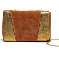 Taschen Damen Geldtasche / Handtasche Atelier Enai DENI CAMEL