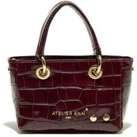Taschen Damen Shopper / Einkaufstasche Atelier Enai ROSI BORDEAUX