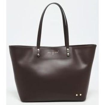 Taschen Damen Umhängetaschen Atelier Enai GRAND MILA MARRON