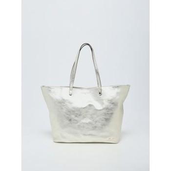 Taschen Damen Umhängetaschen Atelier Enai GRAND MILA ARGENTE