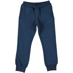 Kleidung Jungen Jogginghosen Ido 4U186 Blau