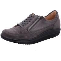 Schuhe Damen Sneaker Low Ganter Schnuerschuhe Gisa 20/8772-6200 grau