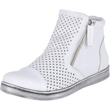 Schuhe Damen Boots Andrea Conti Stiefeletten 0349615-001 weiß