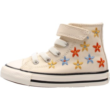 Schuhe Jungen Sneaker Converse - Ctas 1v hi beige 771137C BEIGE