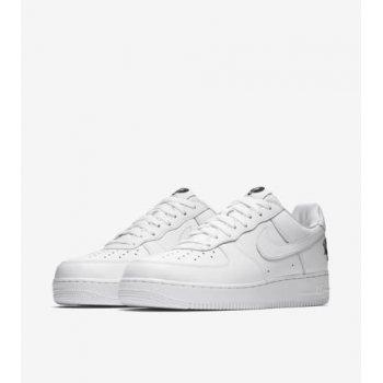 Schuhe Sneaker Low Nike Air Force 1 x Roc A Fella White
