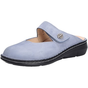 Schuhe Damen Pantoletten / Clogs Waldi Schuhfabrik Gmbh Damen Pantolette blau