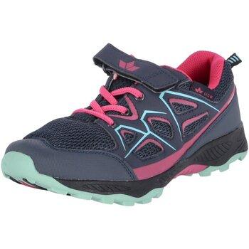 Schuhe Damen Laufschuhe Lico Sportschuhe posadas marine pink tex 420135 blau
