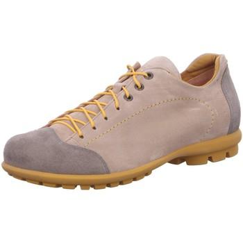 Schuhe Damen Derby-Schuhe Think Schnuerschuhe 3-000055-4000 beige