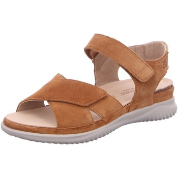 Schuhe Damen Sandalen / Sandaletten Hartjes Sandaletten Sandalette 112732-72 orange