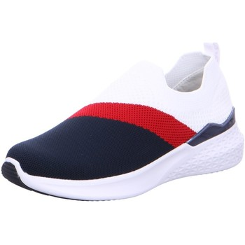 Schuhe Damen Slip on Ara Slipper 12-54512-05 blau