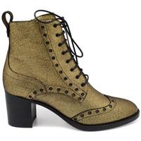 Schuhe Mädchen Stiefel Jimmy Choo  Gold