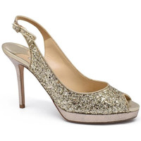 Schuhe Kinder Sandalen / Sandaletten Jimmy Choo  Gold