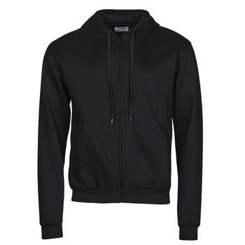 Kleidung Herren Sweatshirts Yurban OMEN Schwarz