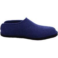 Schuhe Herren Hausschuhe Haflinger FlairSmily,jeans 311013 72 blau