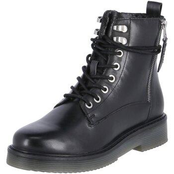 Schuhe Damen Boots Bugatti Stiefeletten 431-5495C-4000-1000 schwarz