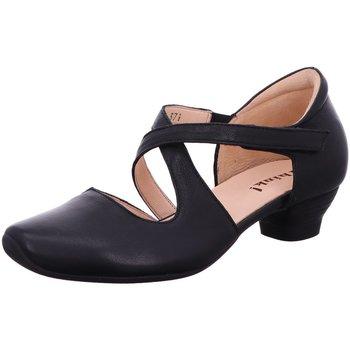 Schuhe Damen Pumps Think 3-000209-0000 schwarz