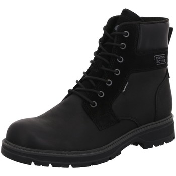 Schuhe Herren Boots Camel Active Gravity Mid lace boot 21241276/C00 schwarz