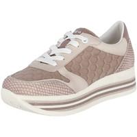 Schuhe Damen Sneaker Low Bugatti Lian 431880105850-3483 rosa