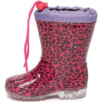 Schuhe Jungen Sneaker Easy Shoes - Stivale fuxia LOP9419-30 FUXIA