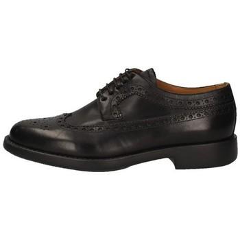 Schuhe Herren Derby-Schuhe Campanile X36 SCHWARZ