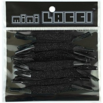 Accessoires Damen Schnürsenkel Mini Lacci ML Nero