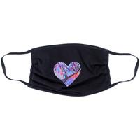 Accessoires Damen Masken 3Mask WB053 Nero
