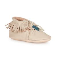 Schuhe Kinder Hausschuhe Easy Peasy MEXIMOO Beige