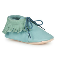 Schuhe Kinder Hausschuhe Easy Peasy MEXIMOO Grün