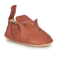 Schuhe Kinder Hausschuhe Easy Peasy BLUBLU RENARD Braun