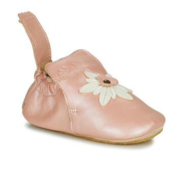 Schuhe Mädchen Hausschuhe Easy Peasy BLUBLU EDELWEISS Rose