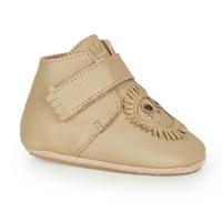 Schuhe Kinder Hausschuhe Easy Peasy KINY LION Beige