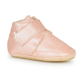 Schuhe Mädchen Hausschuhe Easy Peasy WINTERBLUE Rose