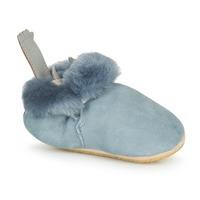 Schuhe Kinder Hausschuhe Easy Peasy MINIBLU TAUREAU Grau