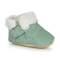 Schuhe Kinder Hausschuhe Easy Peasy FOUBLU Grün