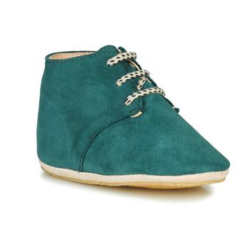 Schuhe Kinder Hausschuhe Easy Peasy BLABLU Blau
