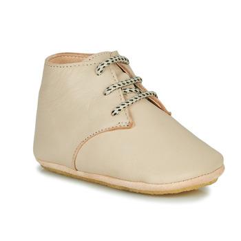 Schuhe Kinder Hausschuhe Easy Peasy BLABLU Beige