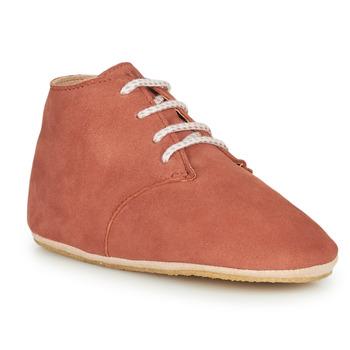Schuhe Mädchen Hausschuhe Easy Peasy BLABLU Rose