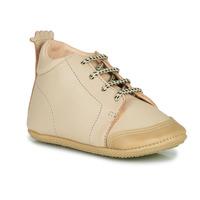 Schuhe Kinder Hausschuhe Easy Peasy IGO B Beige