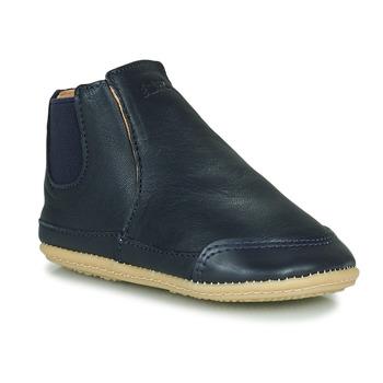 Schuhe Kinder Hausschuhe Easy Peasy IMOOV Blau