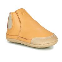 Schuhe Kinder Hausschuhe Easy Peasy IMOOV Braun