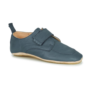 Schuhe Kinder Hausschuhe Easy Peasy SLIBOOTIES Blau
