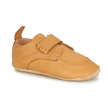Schuhe Kinder Hausschuhe Easy Peasy SLIBOOTIES Braun