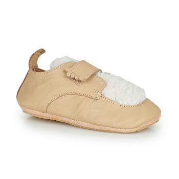 Schuhe Kinder Hausschuhe Easy Peasy SLIBOOTIES Beige