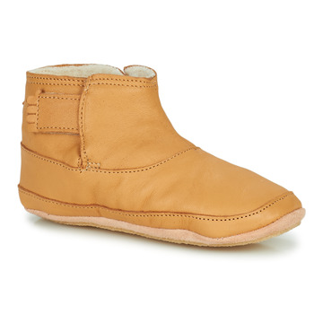 Schuhe Kinder Hausschuhe Easy Peasy BOOBOOTIES Braun