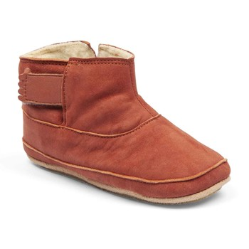 Schuhe Kinder Hausschuhe Easy Peasy BOOBOOTIES Violett
