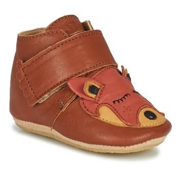 Schuhe Kinder Hausschuhe Easy Peasy KINY PT PANDA Braun