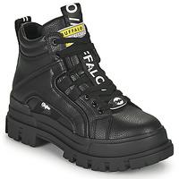 Schuhe Damen Boots Buffalo ASPHA NC MID Schwarz