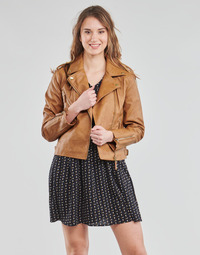 Kleidung Damen Jacken / Blazers Vila VIMICCAS Cognac